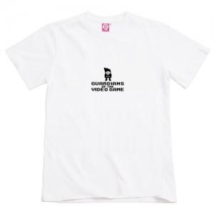 전오수 화이트 반팔티 5종 [전자오락수호대] 용사 퍼블리 치트 패치 용검전설 웹툰티셔츠